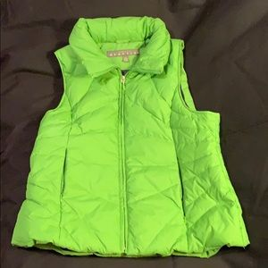 Women's Kenneth Cole Reaction Down Vest Large
